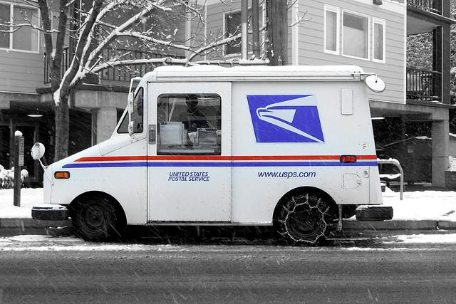 Postal service, Mailman