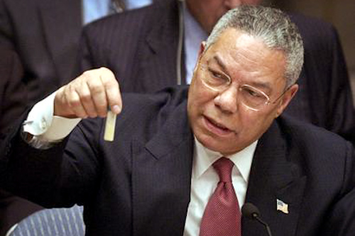Colin Powell UN WMD