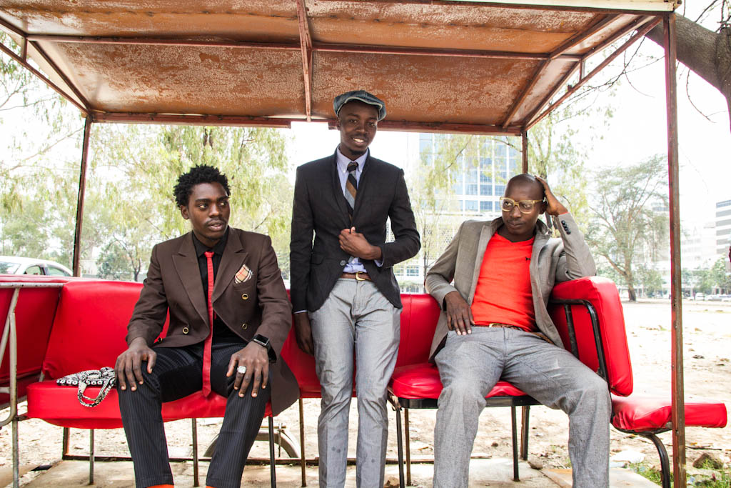 Nairobi Street Fashions Put Seattle Thrift Shoppers To Shame The