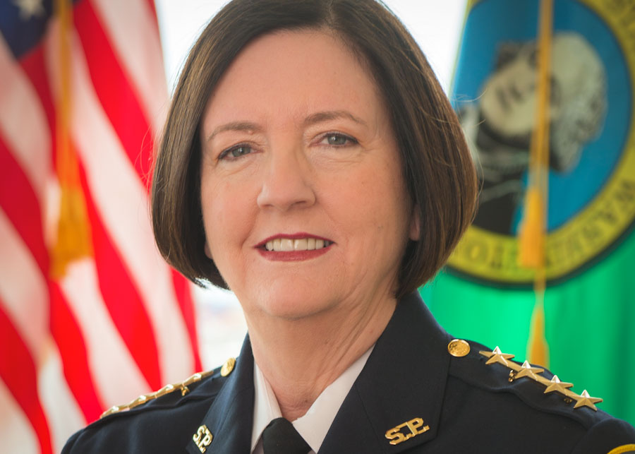 SPD Chief of Police Kathleen O'Toole. (Photo courtesy Seattle Police Department)