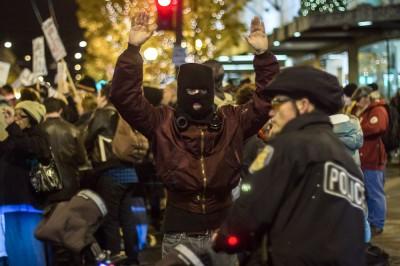 Seattle Ferguson Protest Photos