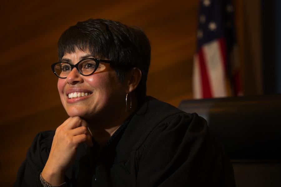 Bilingual court Judge Veronica Alicea-Galvan