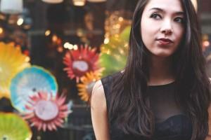 Hollis Wong-Wear. (Photo by Shyn Midili)