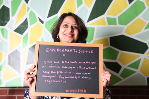 Gauri Shringarpure. (Photo by The Seattle Globalist)