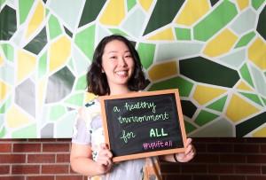 Kristi Nakata. (Photo by The Seattle Globalist)