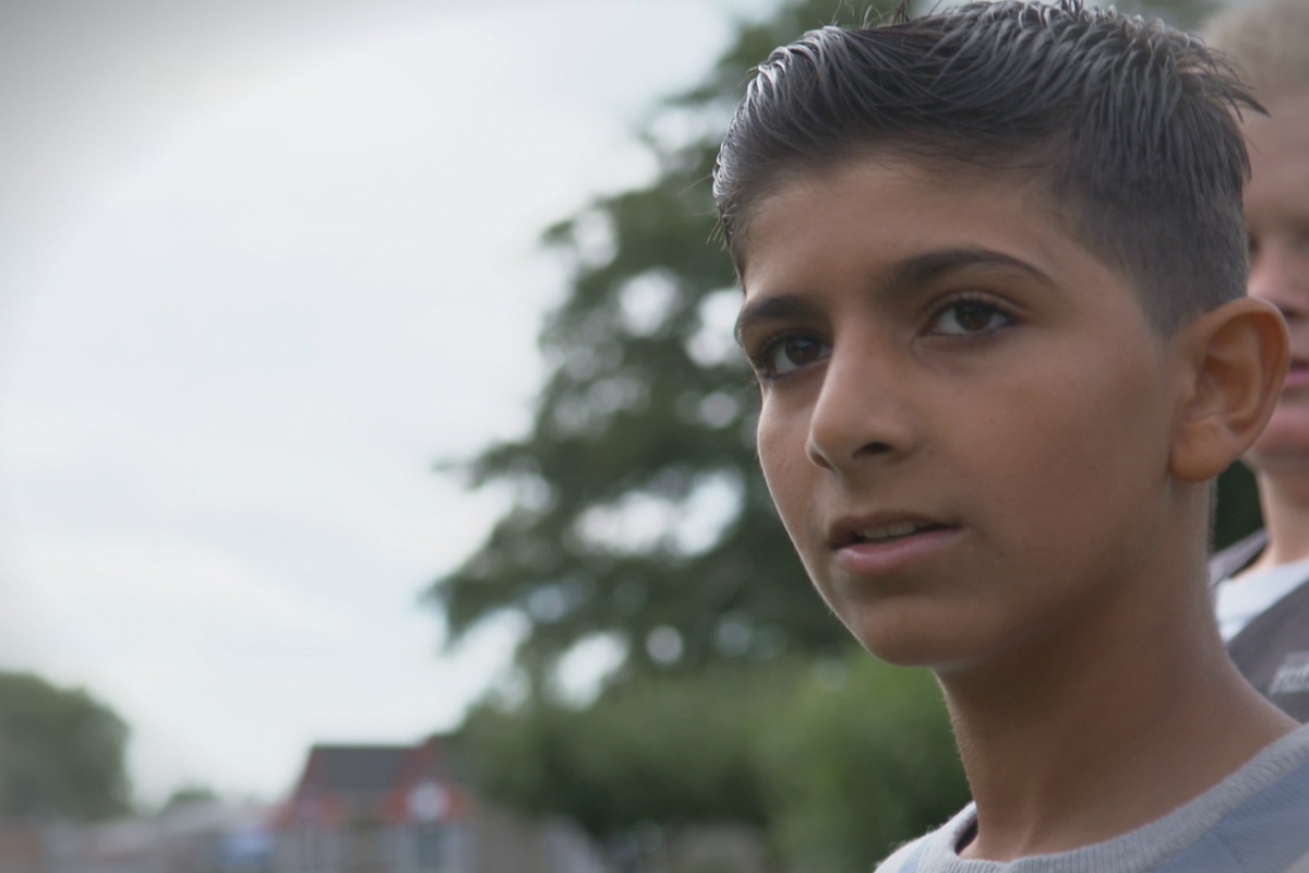 "In the documentary short ""A Year Without My Parents,"" screening at Children's Film Festival Seattle, 11-year-old Tareq tries to adjust to life as a Syrian migrant in Holland. (Children's Film Festival Seattle)"
