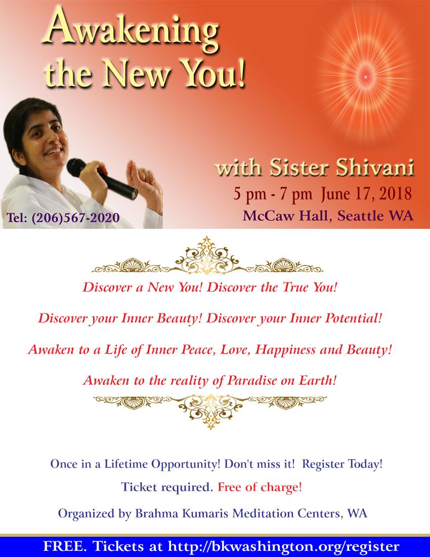 Brahmakumari Sister Shivanis Spiritua - Querciacb