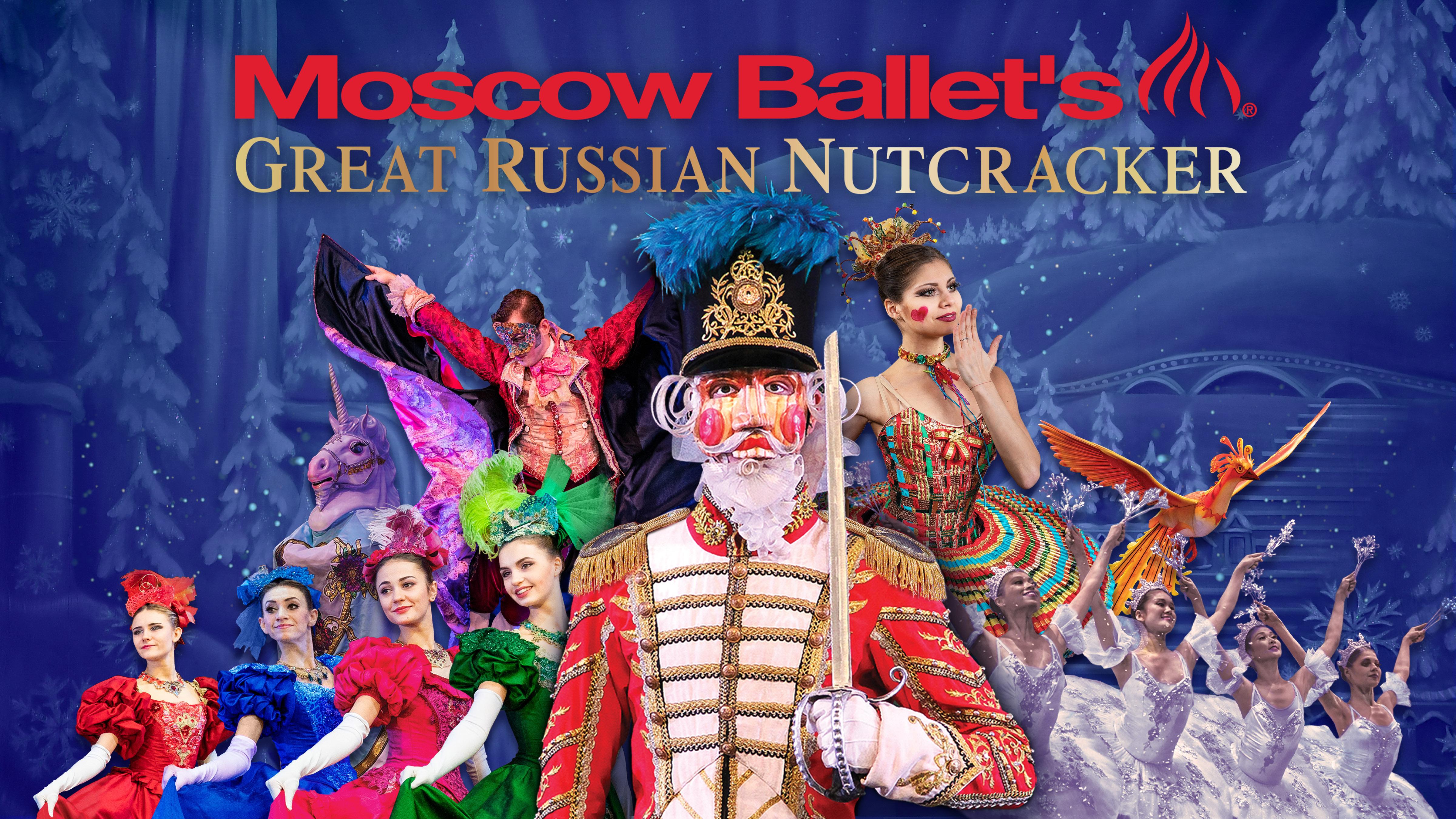 Moscow Ballet S Great Russian Nutcracker The Seattle Globalist